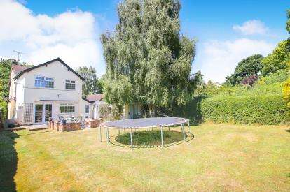 4 Bedrooms Detached House for sale in Faulkners Lane, Mobberley, Knutsford, Cheshire