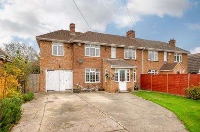 5 Bedrooms Semi Detached House for sale in School Lane, Roxton, Bedford, Bedfordshire