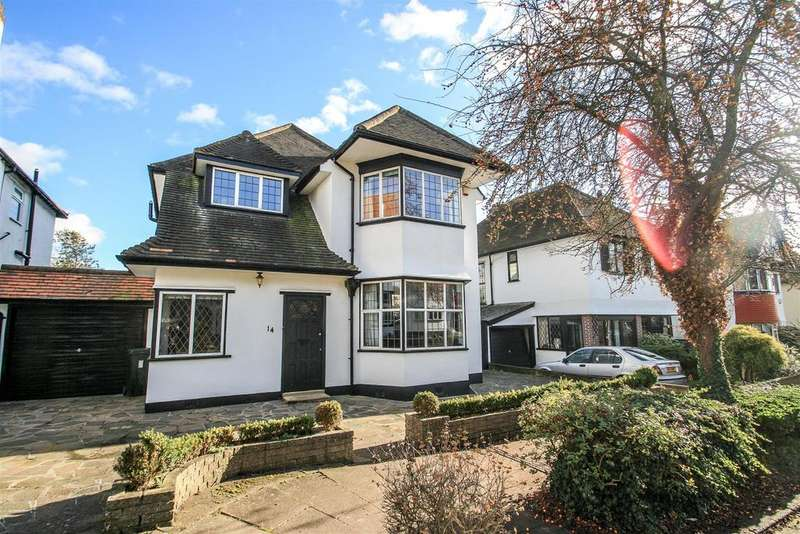 4 Bedrooms Detached House for sale in Meadway, Chalkwell