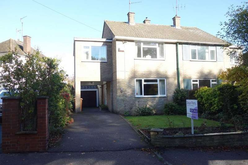 3 Bedrooms Semi Detached House for sale in Santers Lane, Potters Bar, Herts