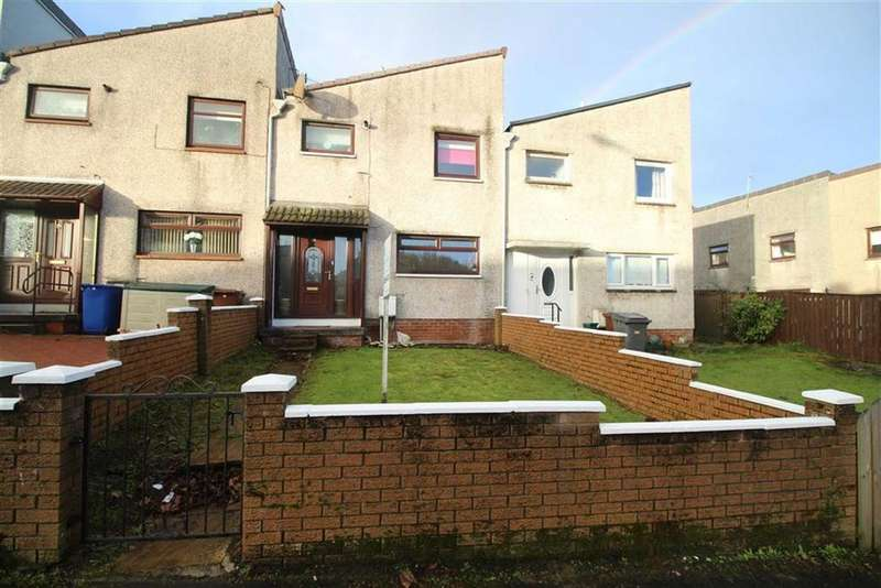 4 Bedrooms Terraced House for sale in Auchenbothie Road, Port Glasgow, Renfrewshire