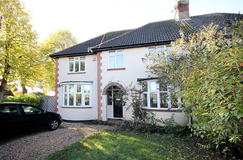 4 Bedrooms Semi Detached House for sale in Clifton Road, Henlow, SG16