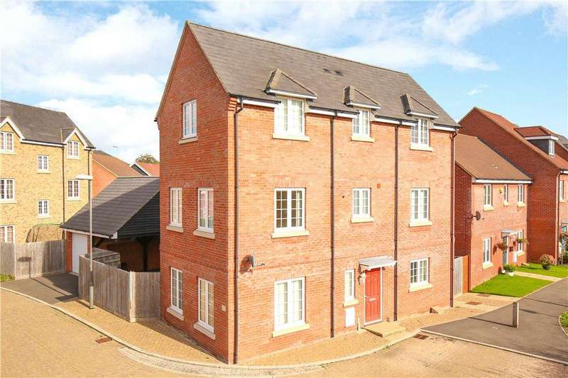 5 Bedrooms Detached House for sale in Daunt Close, Aylesbury, Buckinghamshire