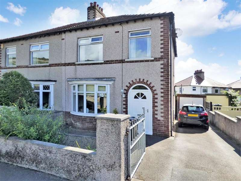 3 Bedrooms Semi Detached House for sale in Sand Lane, Warton, Carnforth