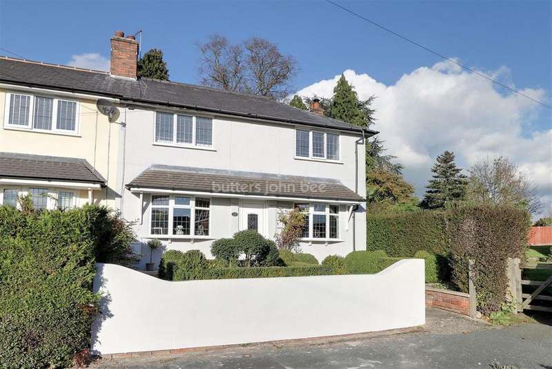 3 Bedrooms Semi Detached House for sale in High Lowe Avenue, Congleton