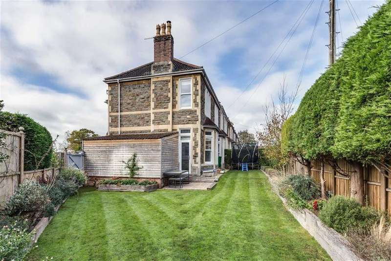 4 Bedrooms End Of Terrace House for sale in Cricklade Road, Bishopston
