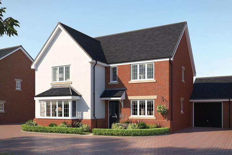 5 Bedrooms Detached House for sale in Great Ouse Way, Biddenham, Bedfordshire, MK40