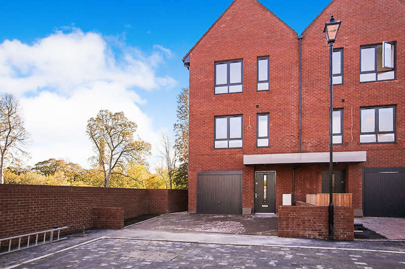 4 Bedrooms Semi Detached House for sale in The Victoria Barnes Village Off Kingsway, Cheadle, SK8