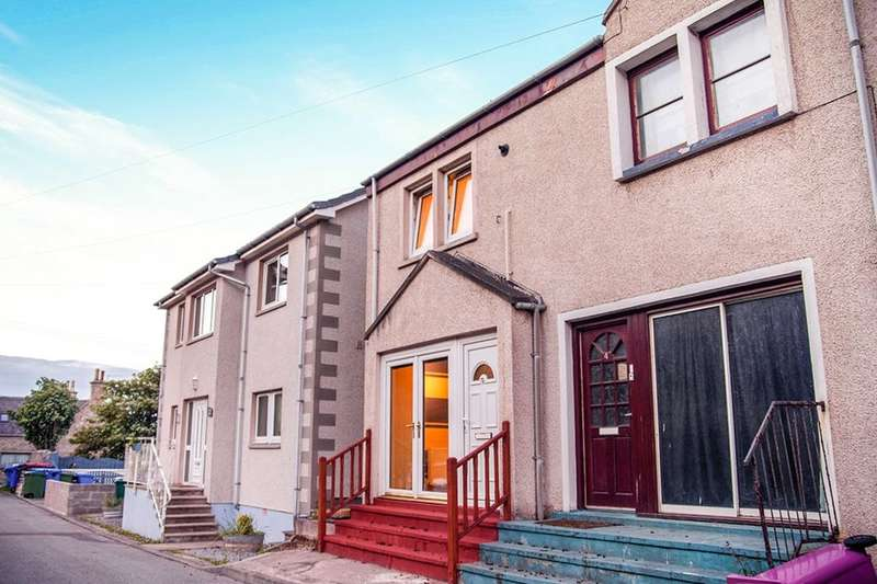 2 Bedrooms Semi Detached House for sale in Allandale Court Quarry Road, Lossiemouth, IV31