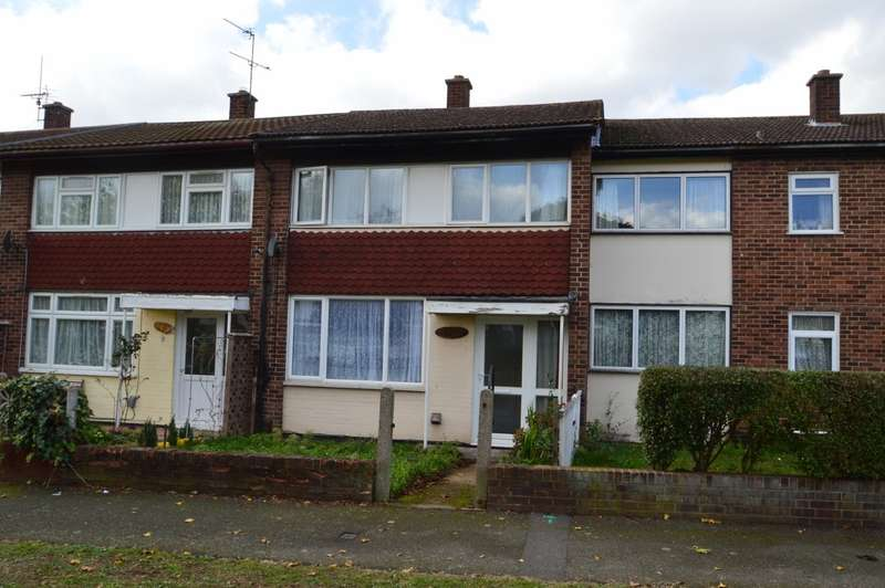 3 Bedrooms Terraced House for sale in Humber Way, Langley, SL3