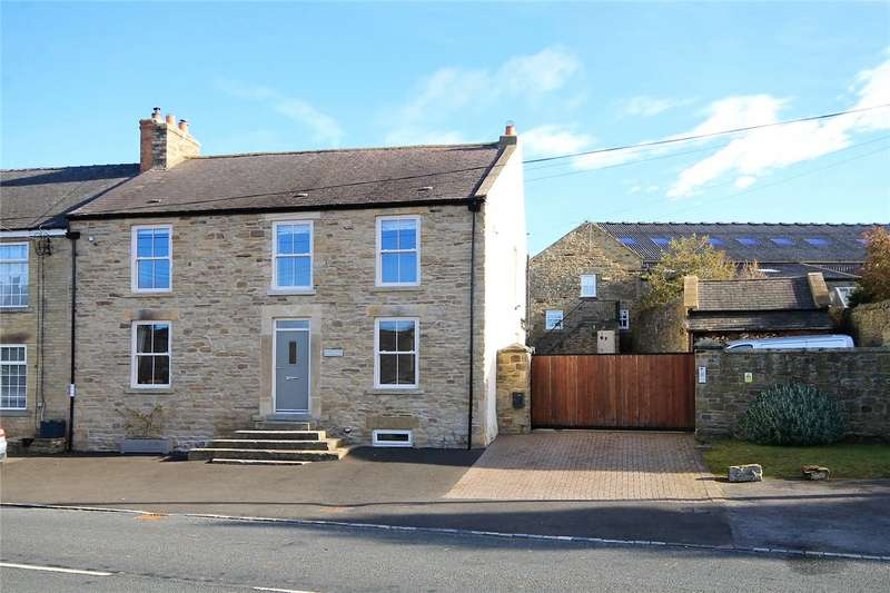 4 Bedrooms Semi Detached House for sale in Oak House & Acorn Barn, Satley, County Durham, DL13