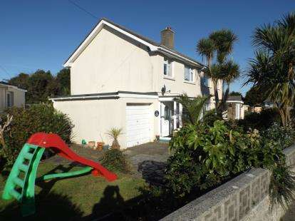 3 Bedrooms Semi Detached House for sale in North Roskear, Camborne, Cornwall