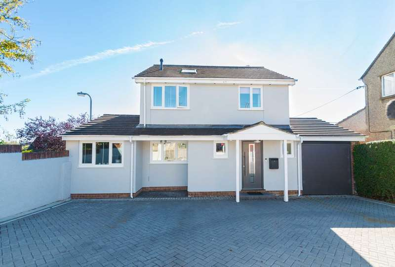 4 Bedrooms Detached House for sale in Davenport Road, Witney
