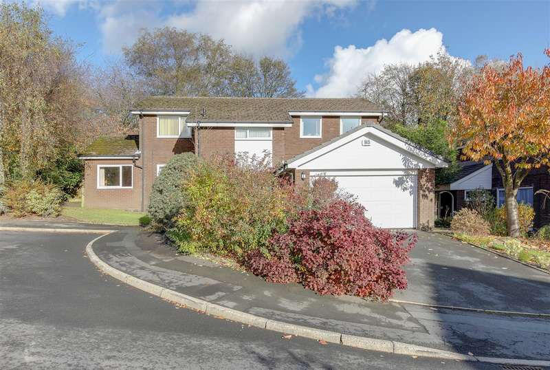 4 Bedrooms Detached House for sale in Melia Close, Rawtensall, Rossendale