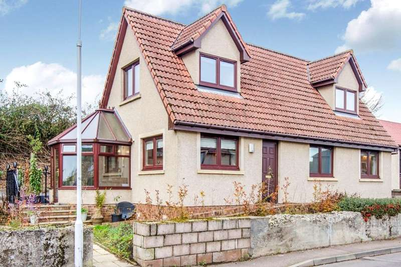 3 Bedrooms Detached House for sale in Rumdewan, Kingskettle, Cupar, KY15