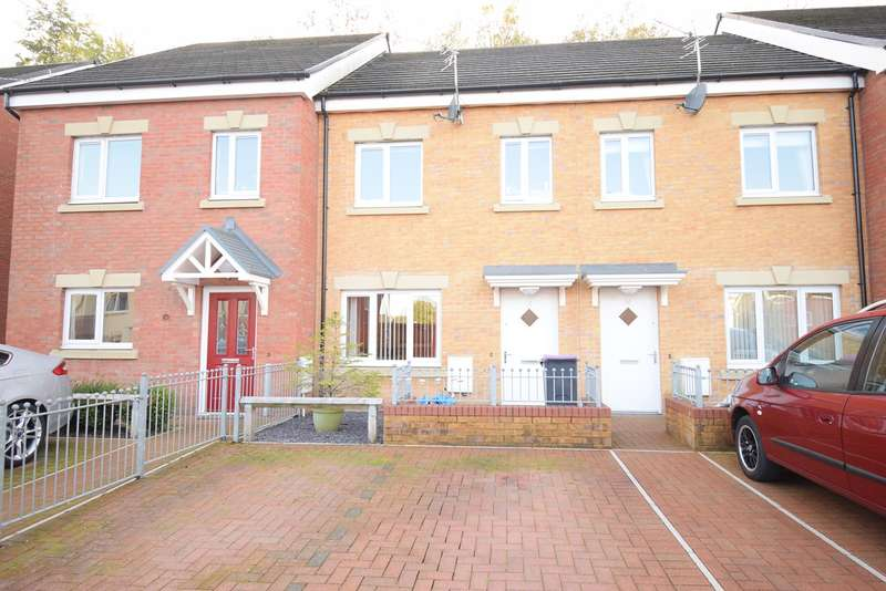 2 Bedrooms Terraced House for sale in Clos Cae Nant, Cwmbran, NP44
