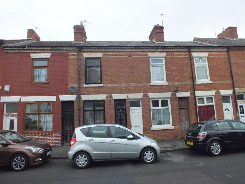 3 Bedrooms Terraced House for sale in Dorset Street, Off Melton Road, Leicester, LE4 6BE