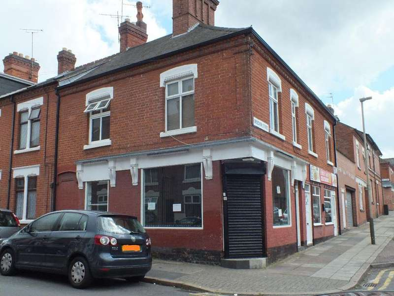 3 Bedrooms Terraced House for sale in Berners Street, Highfields, Leicester, LE2 0FU