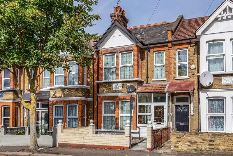 5 Bedrooms Terraced House for sale in Abbotts Park Road, Leyton, E10