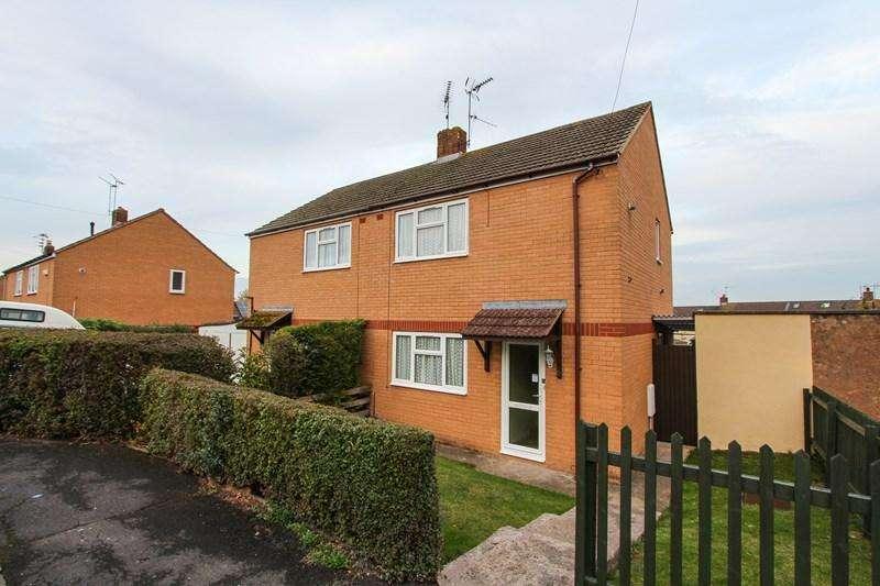 2 Bedrooms Semi Detached House for sale in Dudley Close, Keynsham, Bristol