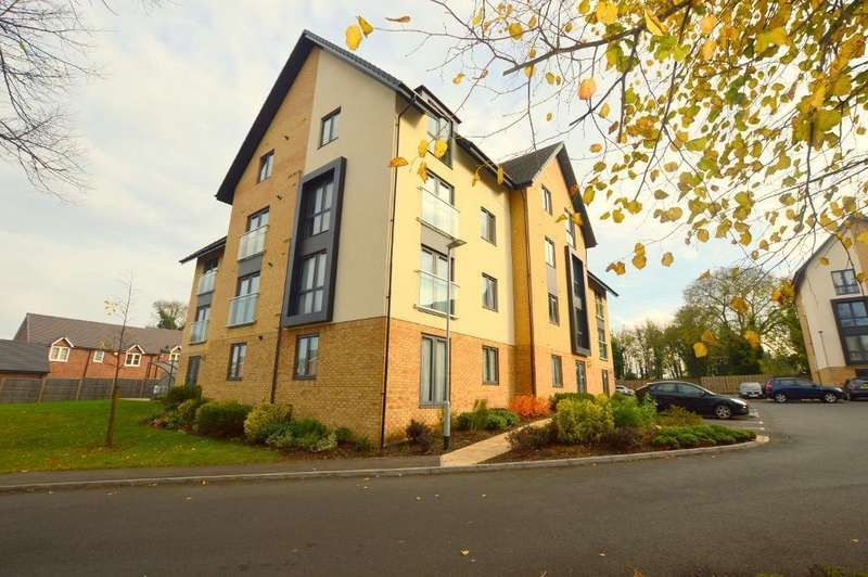 2 Bedrooms Apartment Flat for sale in Jonathan Henry Place, Luton, Bedfordshire, LU4 9DQ