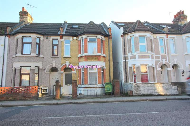 3 Bedrooms End Of Terrace House for sale in Green Lane, Ilford, IG1