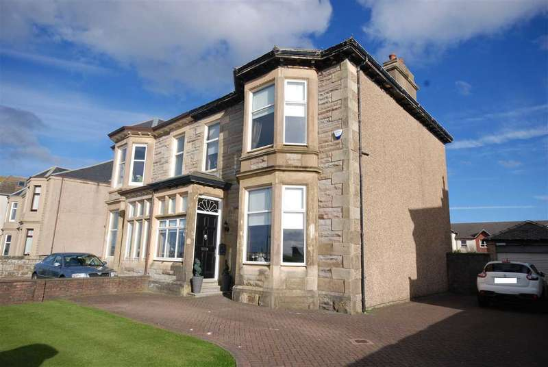 4 Bedrooms Semi Detached House for sale in Winton Circus, Saltcoats