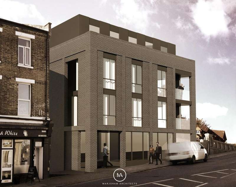 Land Commercial for sale in Anerley Road, Anerley, London SE20
