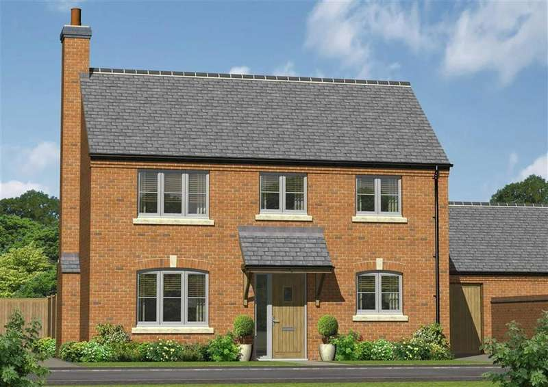 3 Bedrooms Detached House for sale in Welland Fields, Lubenham, Lubenham Market Harborough, Leicestershire