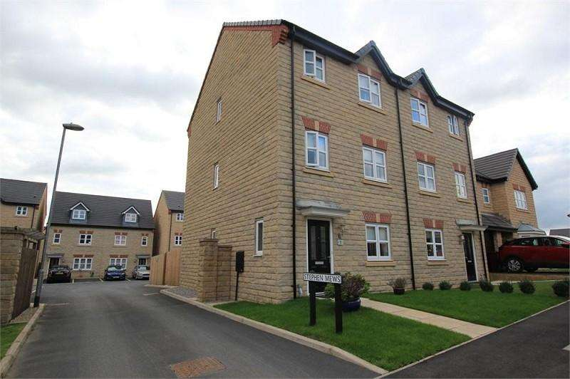 4 Bedrooms Semi Detached House for sale in Edward Drive, Clitheroe, Lancashire. BB7 1EF