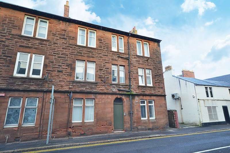 2 Bedrooms Apartment Flat for sale in 15 Barassie Street, Troon, KA10 6LU