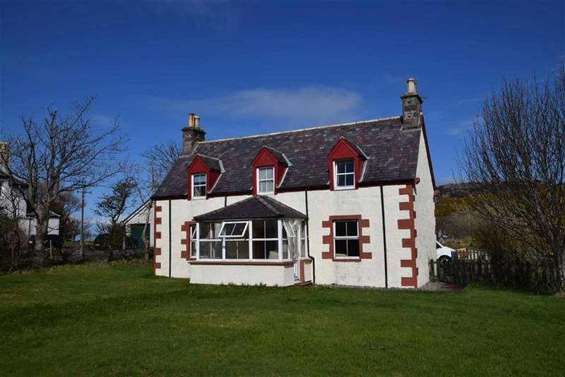 4 Bedrooms Villa House for sale in Scourie, Sutherland