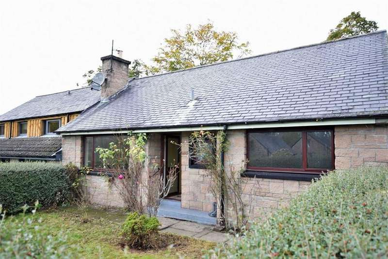 2 Bedrooms Semi Detached House for sale in Tor View, Contin, Ross-shire