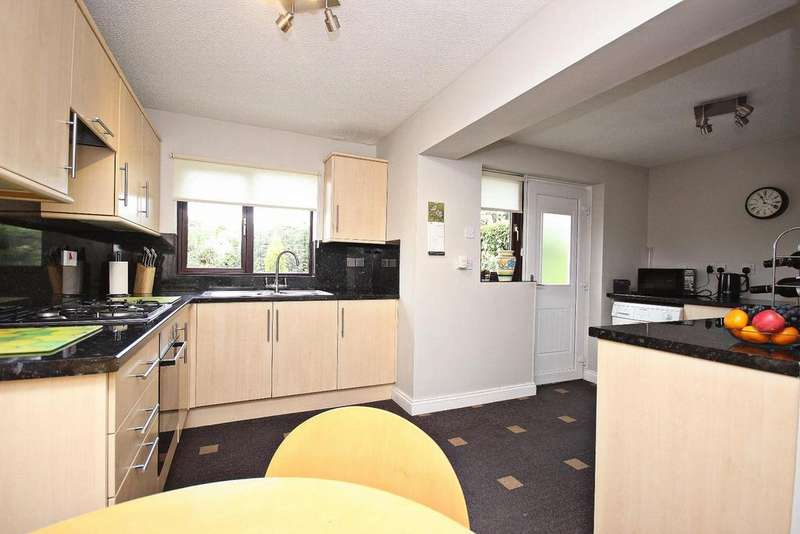3 Bedrooms Link Detached House for sale in Turnberry, Ouston, Chester Le Street