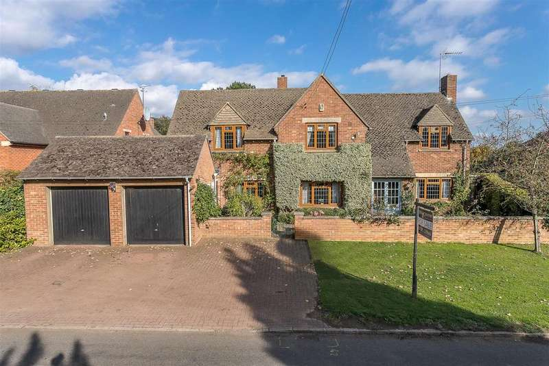 4 Bedrooms Detached House for sale in Berry Hill Road, Adderbury, Banbury, Oxfordshire