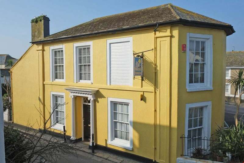 5 Bedrooms House for sale in Penzance, West Cornwall, TR18
