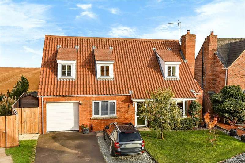 3 Bedrooms Detached House for sale in Chestnut Close, Digby, LN4