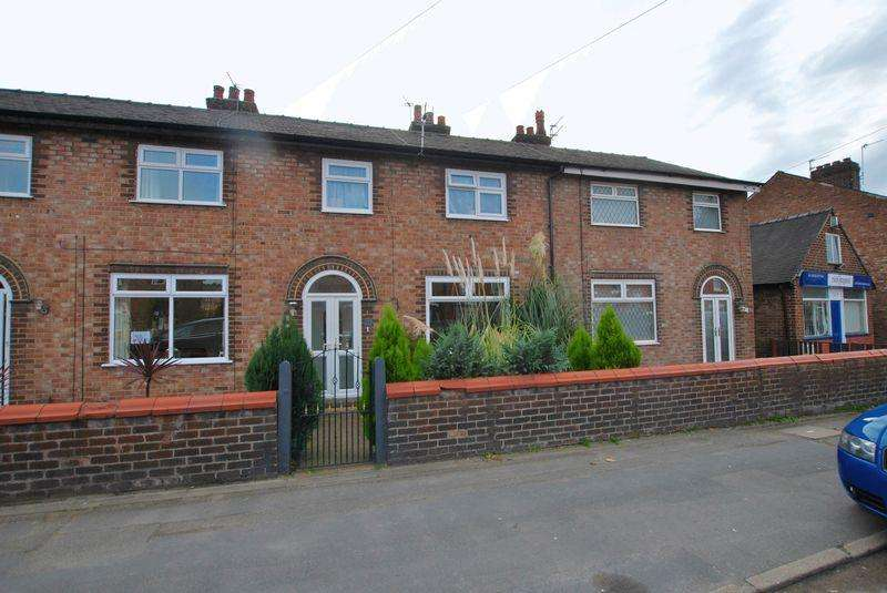 3 Bedrooms Terraced House for sale in Thelwall Lane, Latchford, WA4 1NF