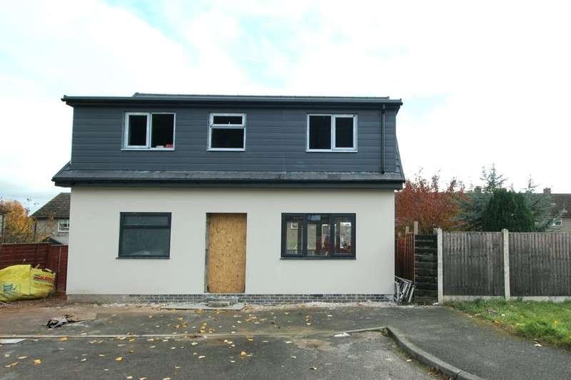 2 Bedrooms Bungalow for sale in Priory Close, Ilkeston, DE7