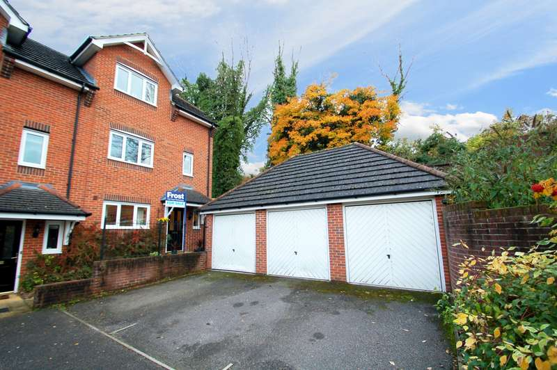 3 Bedrooms Semi Detached House for sale in Rugby Rise, Kingsmead Road, Loudwater, HP11