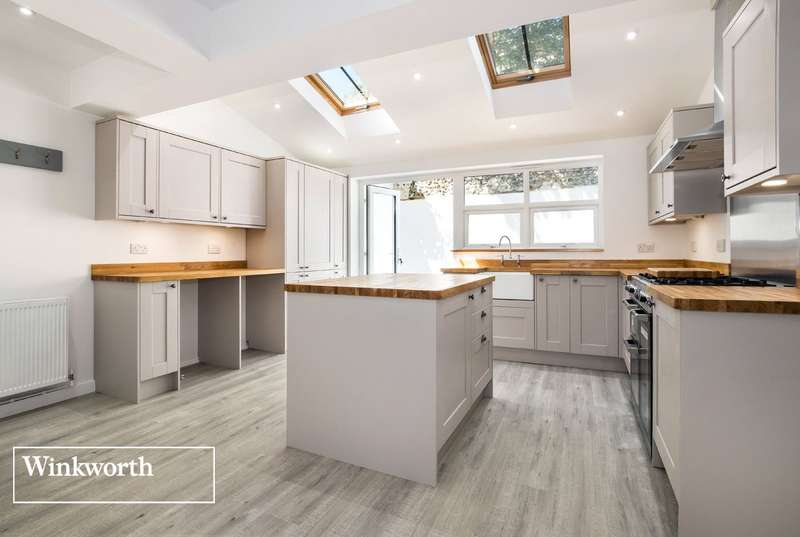 4 Bedrooms Terraced House for sale in Brunswick Street West, Hove, East Sussex, BN3