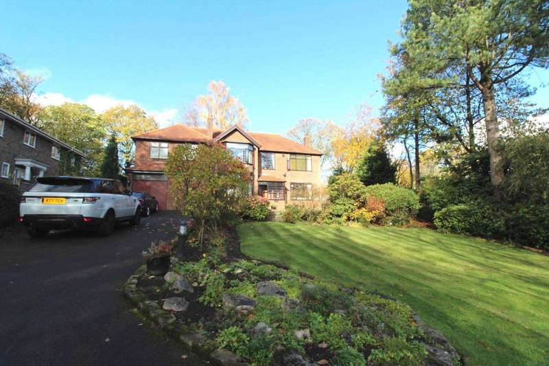 5 Bedrooms Detached House for sale in Stamford house, Lostock