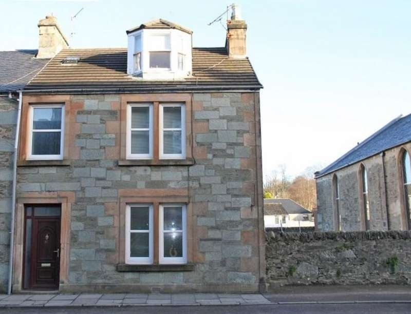 4 Bedrooms Property for sale in 87, Lochnell Street, Lochgilphead, Argyll And Bute