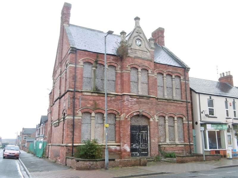 Residential Development Commercial for sale in The Fanny Marshall Institute, 49 Church Street, Gainsborough, Lincolnshire