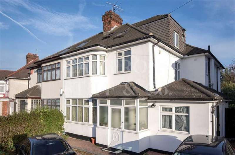 7 Bedrooms Semi Detached House for sale in Peter Avenue, Willesden Green, London, NW10