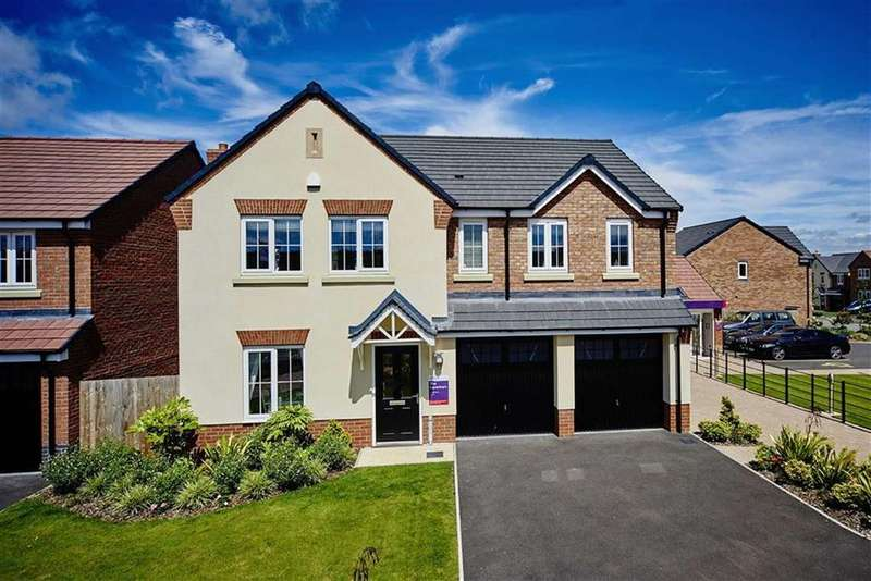 5 Bedrooms House for sale in Caddies Field, Golf Links Lane, Wellington