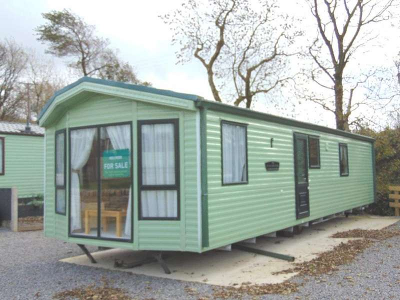 2 Bedrooms Lodge Character Property for sale in The Winchester, Plot 46 by Willowby, Inglenook Caravan Park, Lamplugh, CA14 4SH