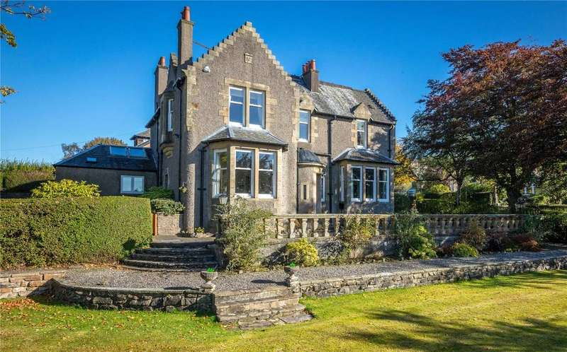 4 Bedrooms Detached House for sale in Braemar, 60 Victoria Road, Lenzie, G66