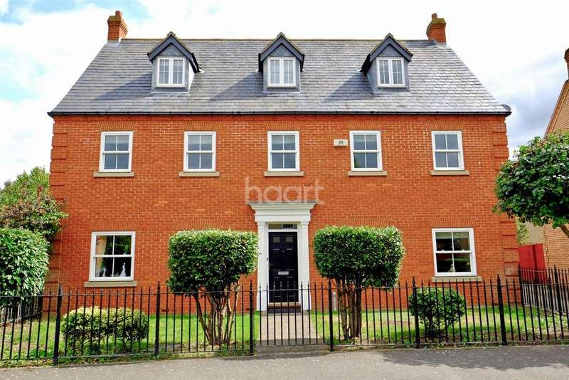 6 Bedrooms Detached House for sale in Lady Jermy Way, Teversham
