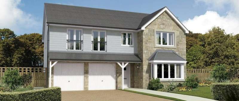 5 Bedrooms Detached House for sale in Melton, Calderwood, East Calder, Livingston